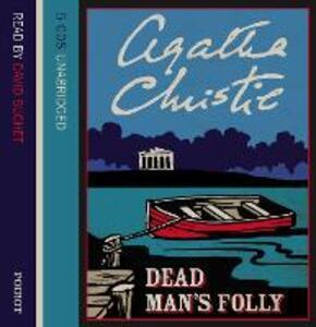 Dead Man's Folly - Agatha Christie - cover