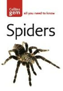 Spiders - Paul Hillyard - cover