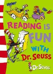 Reading is Fun with Dr. Seuss - Dr. Seuss - cover