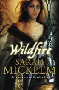 Wildfire - Sarah Micklem - cover
