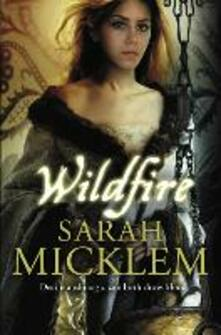Wildfire - Sarah Micklem - cover