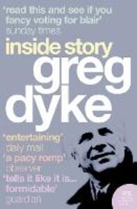 Greg Dyke: Inside Story - Greg Dyke - cover