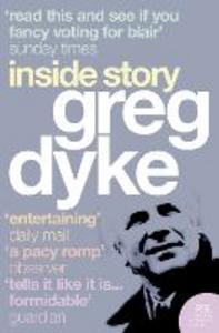Libro in inglese Greg Dyke: Inside Story  - Greg Dyke