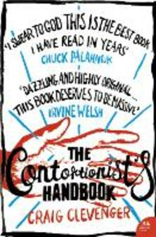 The Contortionist's Handbook - Craig Clevenger - cover