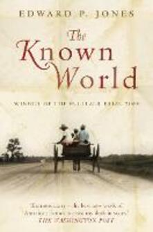 The Known World - Edward P. Jones - cover
