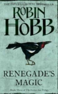 Renegade's Magic - Robin Hobb - cover