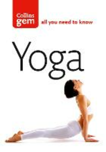 Libro in inglese Collins Gem Yoga