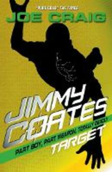 Jimmy Coates: Target - Joe Craig - cover
