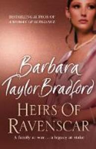 Heirs of Ravenscar - Barbara Taylor Bradford - cover