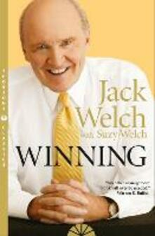 Winning: The Ultimate Business How-to Book - Jack Welch - cover