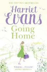 Going Home - Harriet Evans - cover