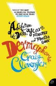Dermaphoria - Craig Clevenger - cover