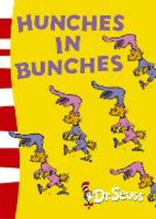 Hunches in Bunches - Dr. Seuss - cover