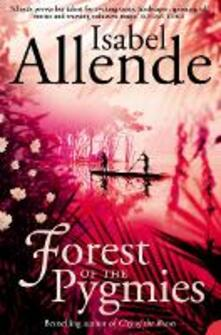 Forest of the Pygmies - Isabel Allende - cover