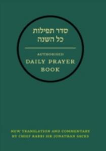 Libro inglese Hebrew Daily Prayer Book: Pocket Edition Jonathan Sacks , United Synagogue