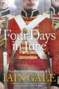 Four Days in June - Iain Gale - cover