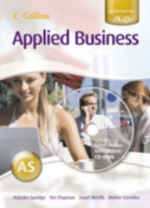 Libro inglese Collins Applied Business: AS for AQA Student's Book Malcolm Surridge , Tim Chapman , Debbie Cornelius