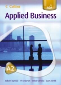 A2 for AQA Student's Book - Tim Chapman,Malcolm Surridge,Stuart Merrills - cover