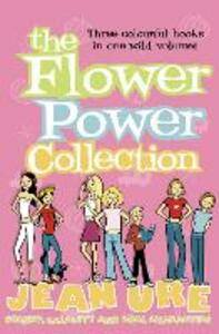 The Flower Power Collection - Jean Ure - cover