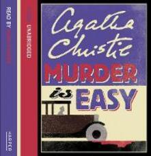 Murder is Easy - Agatha Christie - cover