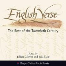 English Verse: The Best of the Twentieth Century - cover