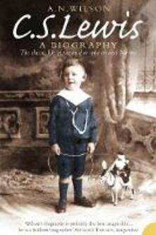 C. S. Lewis: A Biography - A. N. Wilson - cover