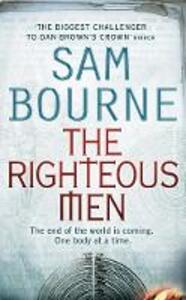 The Righteous Men - Sam Bourne - cover