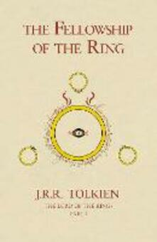 The Fellowship of the Ring - J. R. R. Tolkien - cover