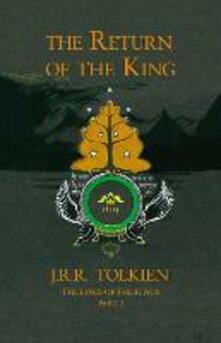 The Return of the King - J. R. R. Tolkien - cover