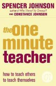 The One-Minute Teacher - Spencer Johnson - cover