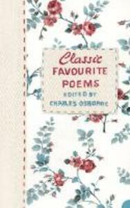 Classic Favourite Poems - Charles Osborne - cover