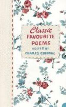 Classic Favourite Poems - cover