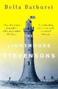 The Lighthouse Stevensons - Bella Bathurst - cover