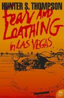 Fear and Loathing in Las Vegas - Hunter S. Thompson - cover