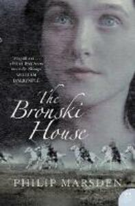 The Bronski House - Philip Marsden-Smedley - cover