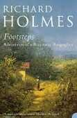 Libro in inglese Footsteps: Adventures of a Romantic Biographer Richard Holmes