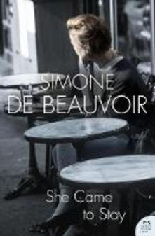She Came to Stay - Simone de Beauvoir - cover