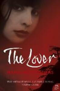 The Lover - Marguerite Duras - cover