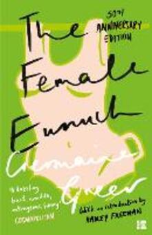 The Female Eunuch - Germaine Greer - cover