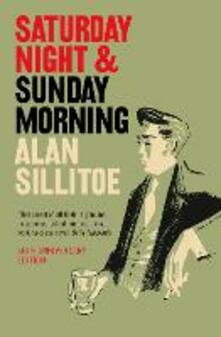 Saturday Night and Sunday Morning - Alan Sillitoe - cover