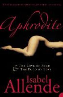 Aphrodite - Isabel Allende - cover