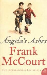 Angela's Ashes - Frank McCourt - cover