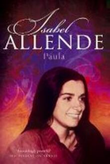 Paula - Isabel Allende - cover