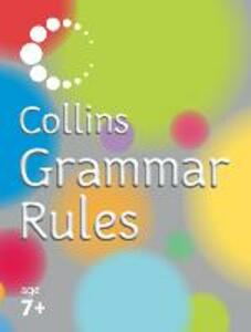 Collins Grammar Rules - John McIlwain - cover