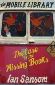 The Case of the Missing Books - Ian Sansom - cover