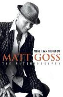 More Than You Know - Matt Goss - cover