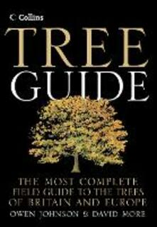 Collins Tree Guide - Owen Johnson - cover