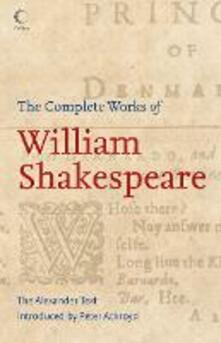 Collins Complete Works Of Shakespeare - William Shakespeare - cover