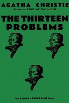 The Thirteen Problems - Agatha Christie - cover