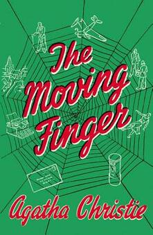 The Moving Finger - Agatha Christie - cover